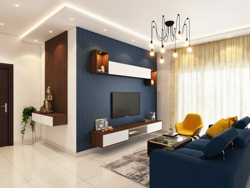 Make Your Living Room Less Boring with These Tips