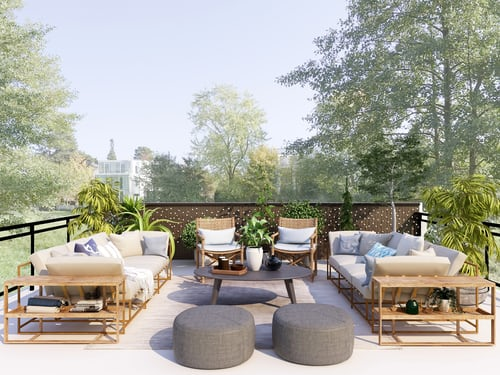 Buying the right addition for your outdoor area